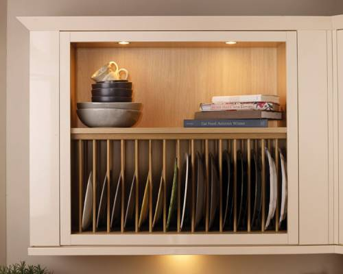 Plate Rack Wall Unit