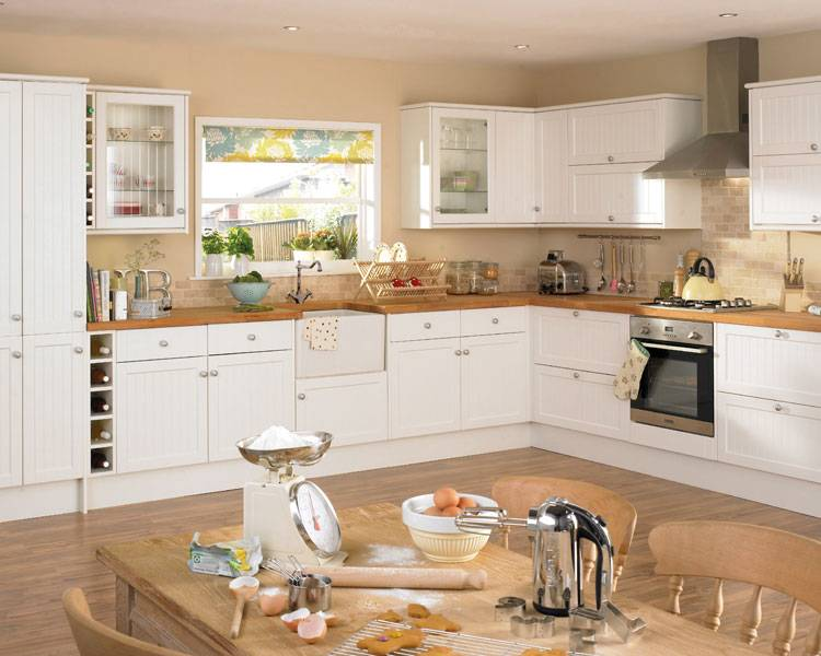 Stornoway Kitchen Units