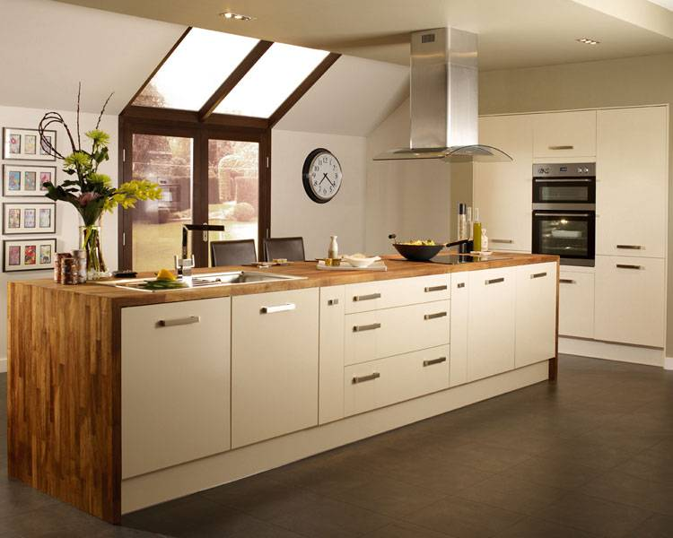 Phoenix joinery kitchens greenwich cream
