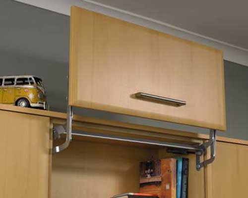 Half Height Wall Unit with Lift Up Mechanism